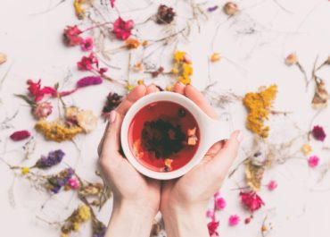 Ineffective slimming teas (detox tea) for local thickness