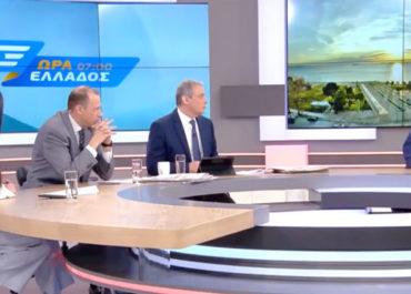 "Dr. Τzερμιάς_εκπομπή 'Ώρα Ελλάδος 7:00"". Κονδυλώματα"